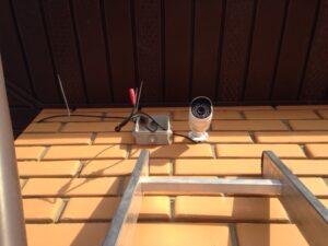 Установка IP-видеокамеры