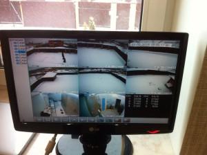 Видеонаблюдение в Туле коттедж