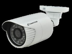 Уличная видеокамера TSi-Ple1F