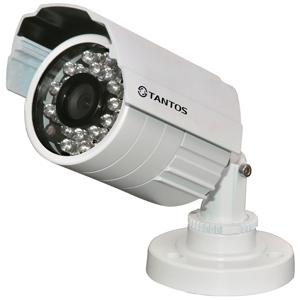 Видеокамера уличная TANTOS TSc-P960CHB