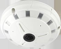 Камера Elex IP-1,3 iF1  Fish-eye Rec