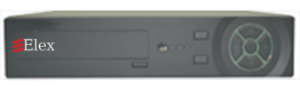 Цифровой видеорегистратор Elex H-16 Simple AHD 1080N/12 12Tb