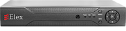 Цифровой видеорегистратор Elex H-16 Middle AHD 1080N/15 6Tb