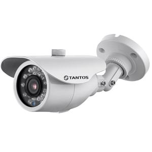 Уличная видеокамера TANTOS Уличная видеокамера TANTOS TSc-P720CVI