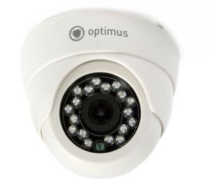 Купольная видеокамера Optimus ID-736s