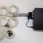 Комплект видеонаблюдения в автомобиль